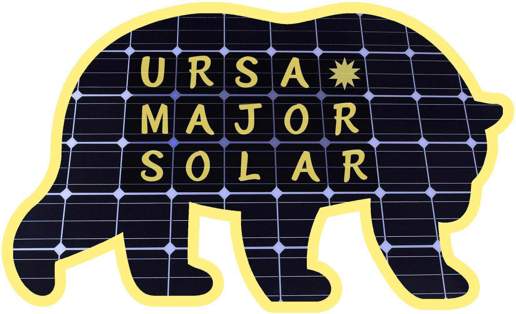 O logo da Ursa Major Solar, Inc.