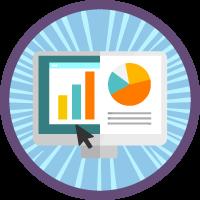 Admin & BA Job Comparison: Quick Look icon