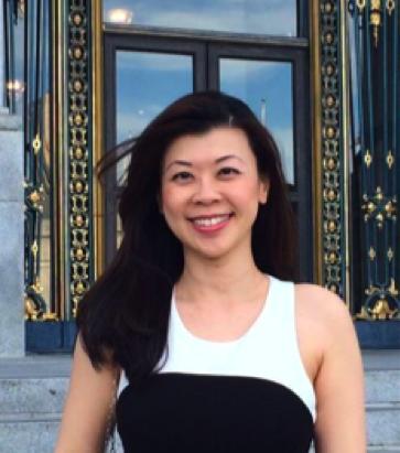 Photo of employee, Lorine Chen, Demo Engineer