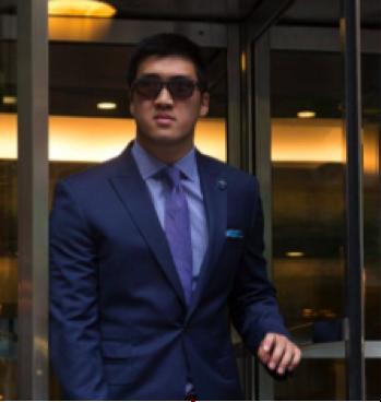 Photo of employee, Patric Hong, Account Executive