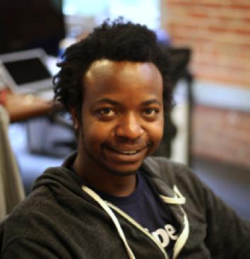 Photo of employee, Chalenge Masekera, Data Scientist