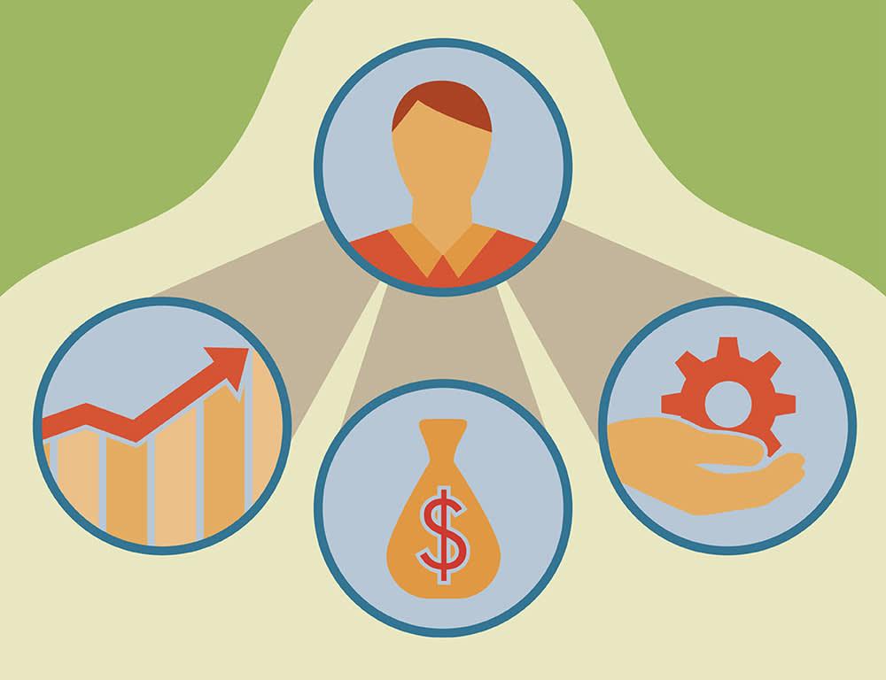As vendas, as finanças e o atendimento precisam trabalhar em conjunto para criar uma experiência do cliente melhor.