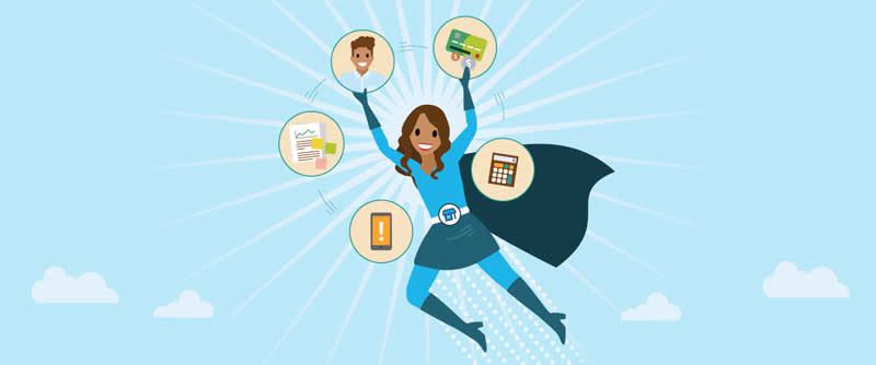 Es sind fast schon Superkräfte erforderlich, um ein Kleinunternehmen zum Erfolg zu führen.