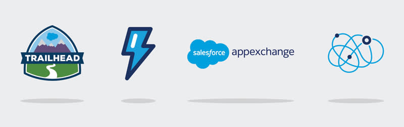 Trailhead, Lightning, AppExchange, and Einstein can help power any business, no matter how big or small.