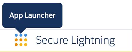 App Launcher Screenshot