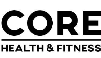 Logotipo de cliente da Core Health and Fitness