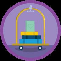 Einführungsstrategie für Service Cloud icon