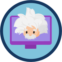 Concepts de base, Robots Einstein icon