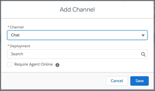 Fügen Sie dem Bot einen Kanal hinzu.