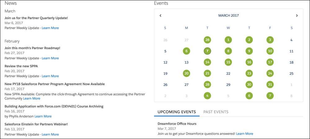 [ニュースとイベント]: ブログ投稿、カレンダー