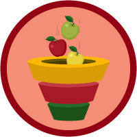 Education Cloud を使用した学生募集と入学事務 icon