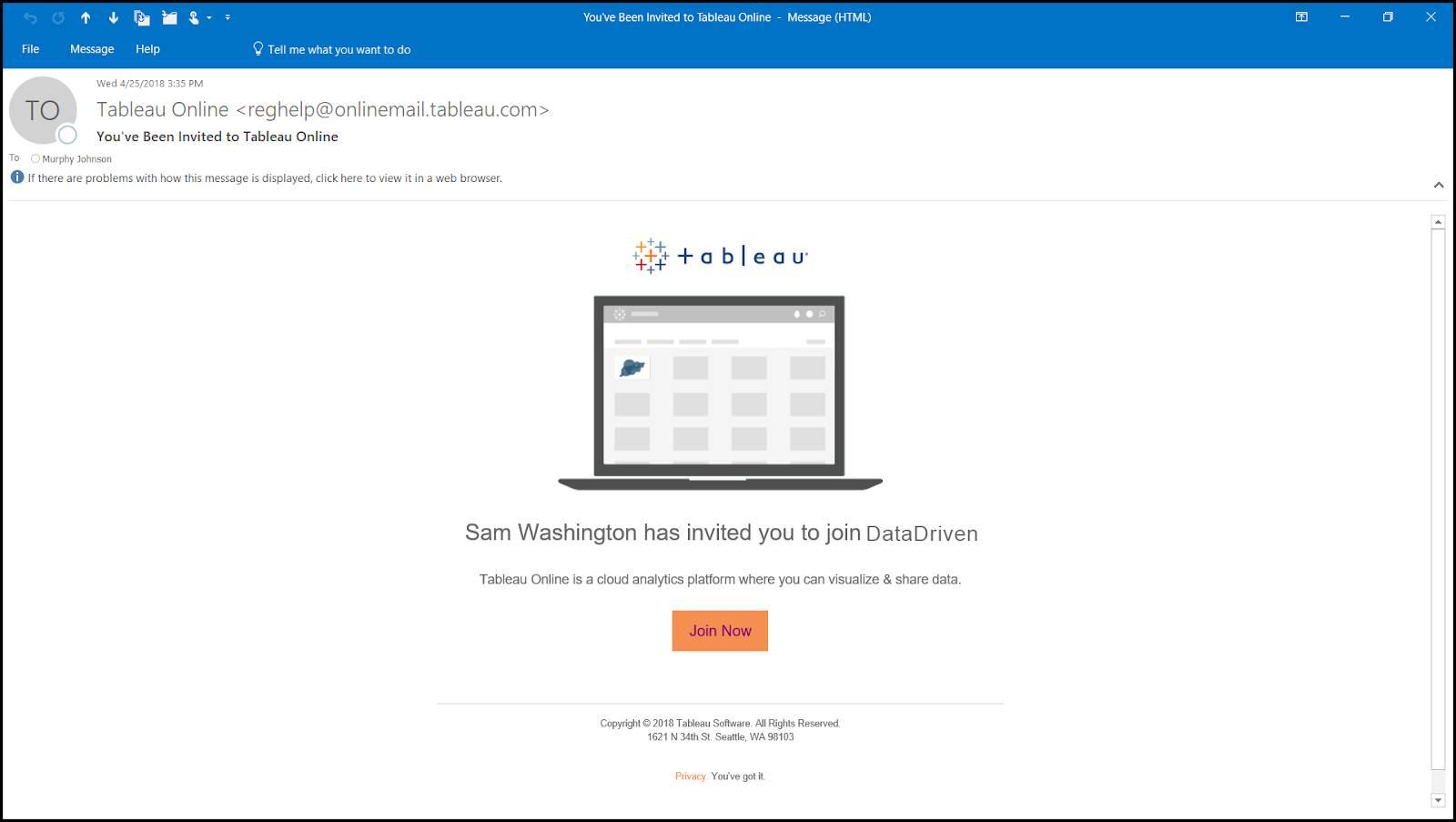 Connect To A Tableau Site ō˜å…ƒ Salesforce Trailhead