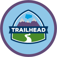 Trailhead Basics badge