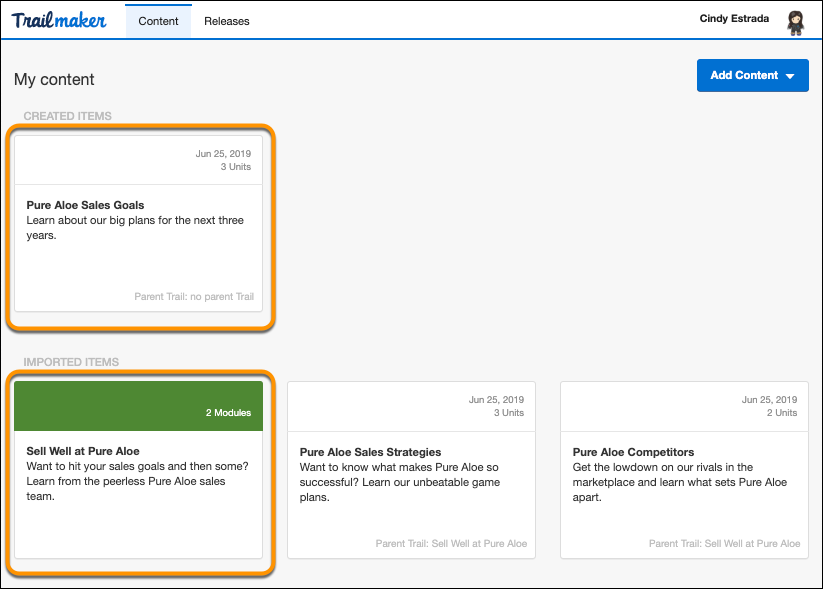Maintain myTrailhead Content over Time Unit | Salesforce