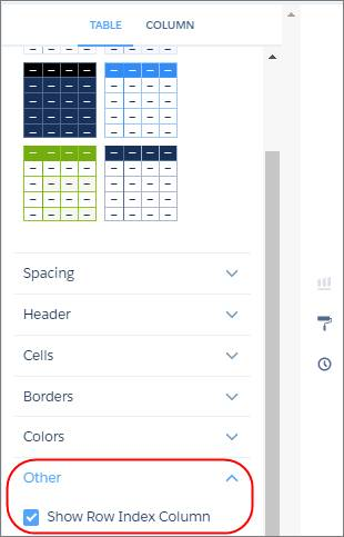 The widget properties appear in the right pane.