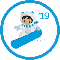 Winter '19 Release Highlights badge