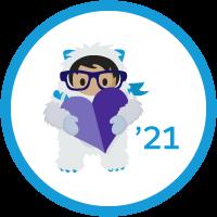 Destaques da versão Winter '21 icon
