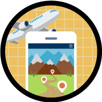 Add Business Logic to a Travel Approval App icon