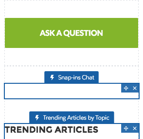 Trending Articles by Topic placement