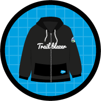 Build an App to Track Your Trailblazer Journey icon