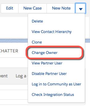 Change Owner (所有者の変更)