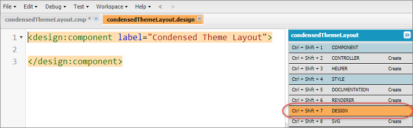 Create a Custom Theme Layout Component Unit | Salesforce