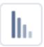 Vertical bar chart icon
