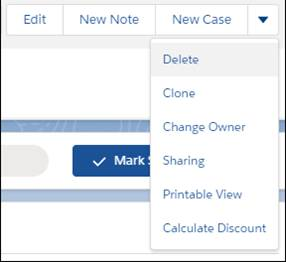 Calculate Discount button