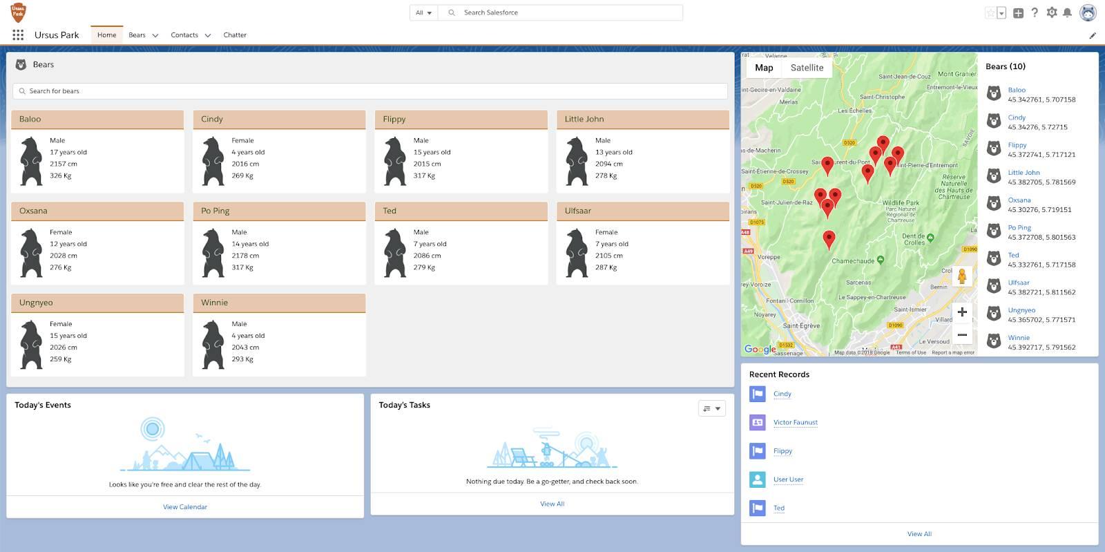Create a Hello World Lightning Web Component Unit | Salesforce