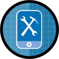 Set Up Your Mobile SDK Developer Tools icon