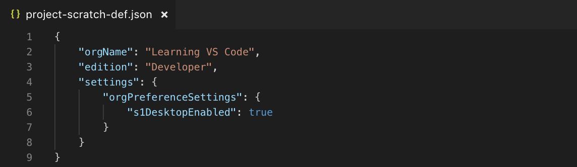 Use Visual Studio Code for Salesforce Development Unit