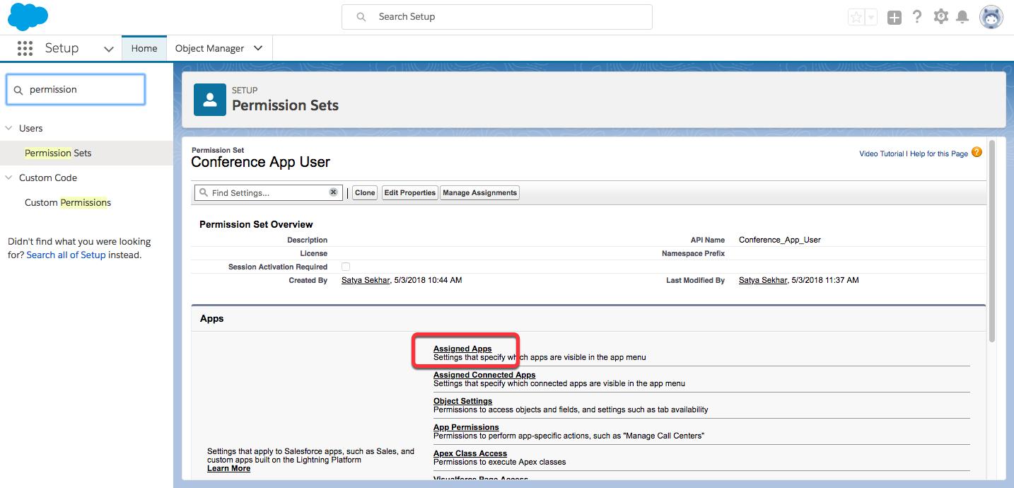 Control Access using Permission Sets Unit   Salesforce Trailhead