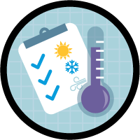 Set Up Collaborative Forecasts icon