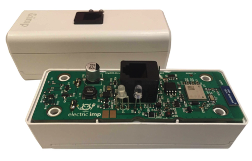 Battery Powered Sensor Node