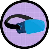 Build a 3D Virtual Reality App icon