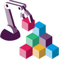 Get Started with Slack icon