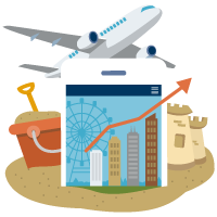 Build a Travel Approval App icon