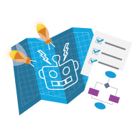 Construir flujos con Flow Builder icon