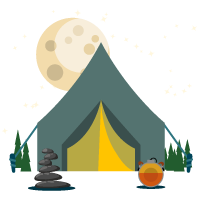 Enhance Employee Wellbeing with Camp B-Well icon