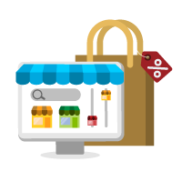 Configure Your Salesforce B2C Commerce Storefront Data icon