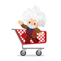 Commerce Cloud Einstein の導入 icon
