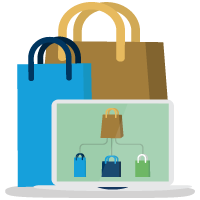 Develop for Salesforce B2C Commerce icon