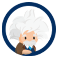 Volverse más inteligente con Salesforce Einstein icon