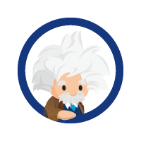 Salesforce Einstein でスマートに icon