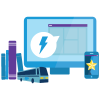 Learn to Work in Lightning Experience icon