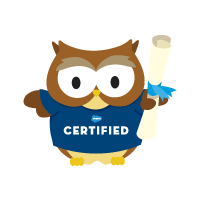 Maintain Your Salesforce Certifications icon