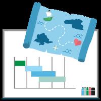 Prepare for Success with Nonprofit Cloud icon