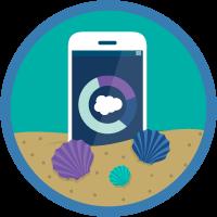 Analytics App Design badge