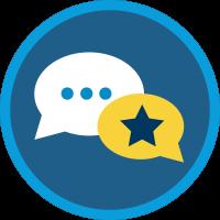 Culture of Feedback badge