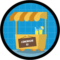 Build a Lemonade Stand App badge